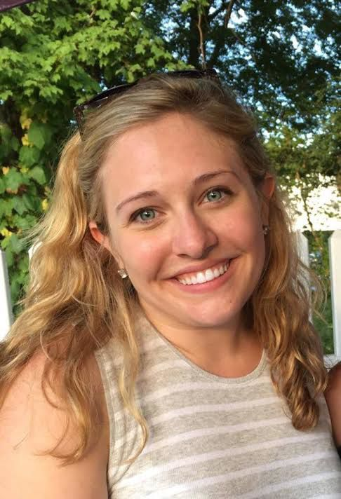 Headshot of RWU alumnus Sarah Quinn.