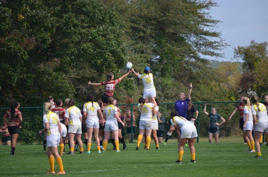 Women's rugby not advancing to varsity sport