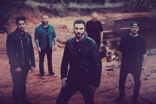 Breaking Benjamin back with a new album