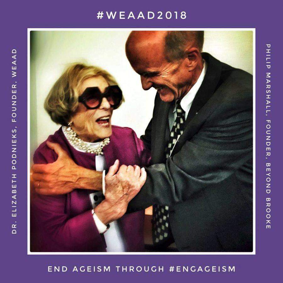 Philip+Marshall%2C+Founder+of+the+advocacy+organization+Beyond+Brooke+is+captured+with+Dr.+Elizabeth+Podnieks%2C+Founder+of+WEADD%2C+otherwise+known+as+World+Elder+Abuse+Awareness+Day.