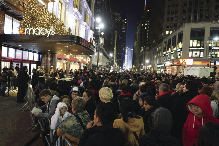 Black Friday: A Day to Shop Until You Drop