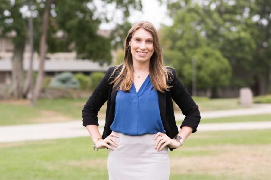 CASSIDY HAMMOND, Assistant Director, International Student and Scholar Initiatives