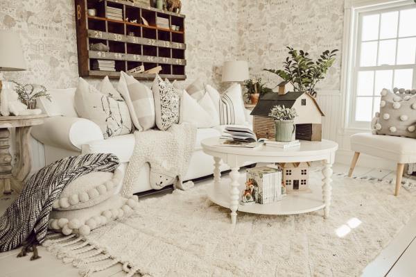 Cómo acertar con el estilo de casa de campo en su decoración de interiores