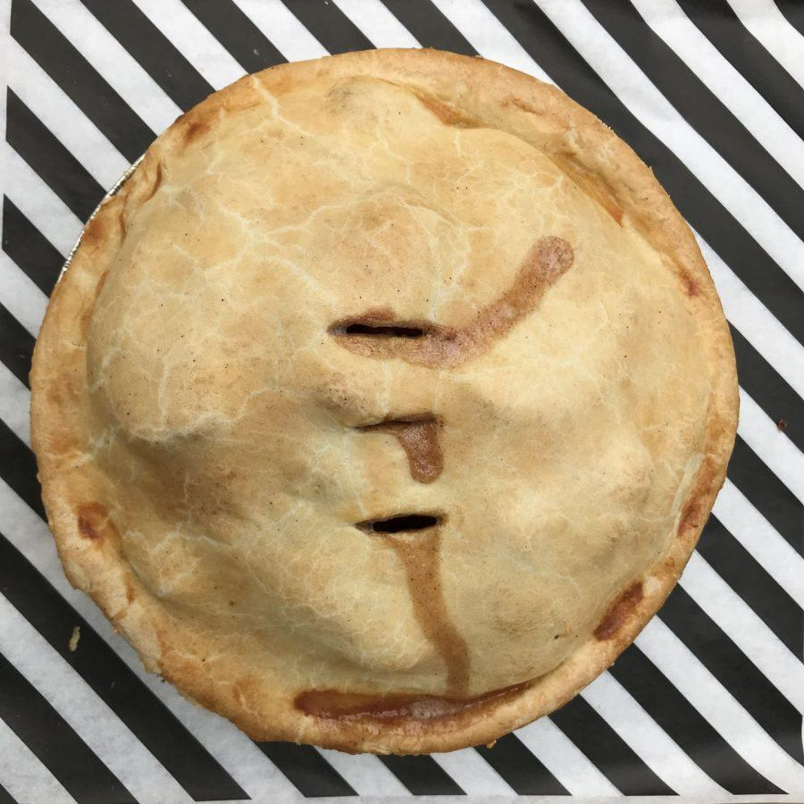 Bon+Appetit+makes+homemade%C2%A0pies%C2%A0and+side+dishes+for+students+to+bring+home+for+Thanksgiving.+They+are+a+hit+on+campus+and+can+be+paid+for+with+student+IDs.+Pies+usually+cost+between+%2410-12.+This+is+an+apple%C2%A0pie%C2%A0from+last+year+that+was+enjoyed+by+Professor+Janine+Weisman+and+her+family.%C2%A0
