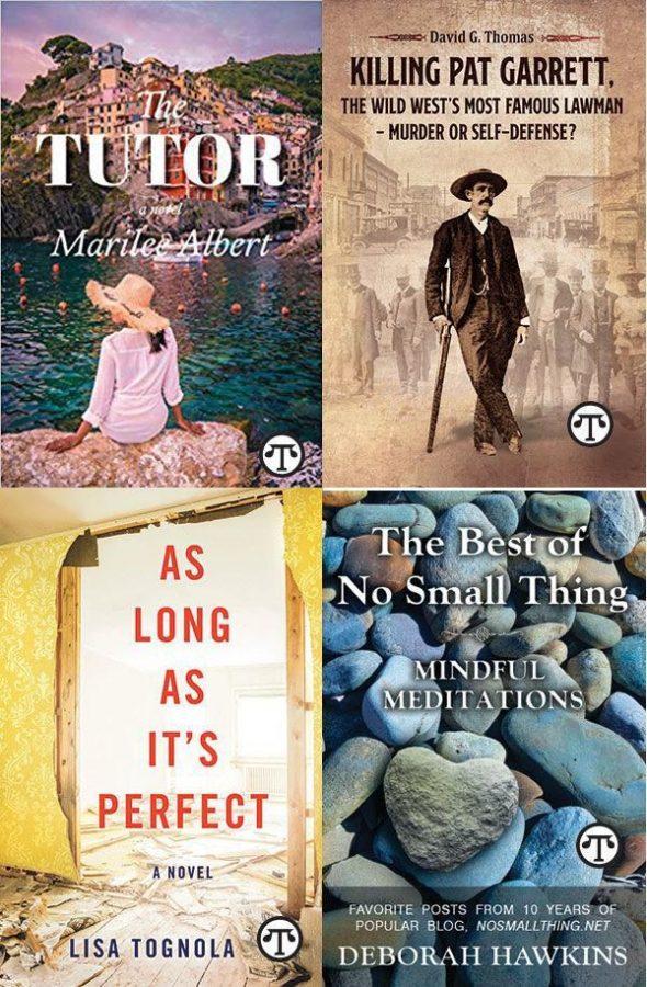 Four+Books+For+All+Tastes%3A+Romance%2C+Domestic+Humor%2C+Wild+West+Whodunit%2C+In+Praise+Of+Gratitude