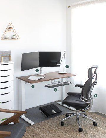 Humanscale+creates+the+perfect+ergonomic+workstation
