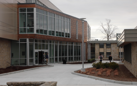 After being under construction since August 2018, the School of Engineering, Computing and Construction Management's new building (left) is finally open for use.