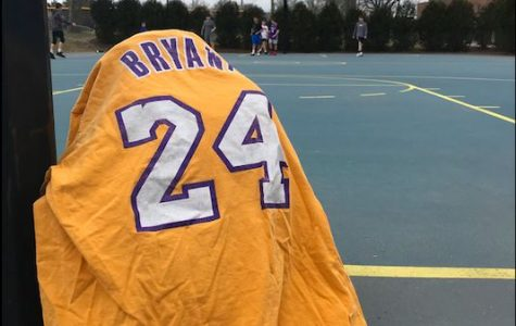 Although RWU is a short drive to the home of the arch rival for the Los Angeles Lakers in the Boston Celtics, the effects of Kobe Bryant's death still permeate throughout the region and a country as a whole.Photo courtesy of Drew Hart