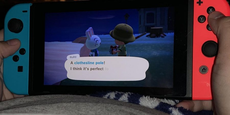 Animal+Crossing+is+a+fun+way+to+pass+the+time+at+home.
