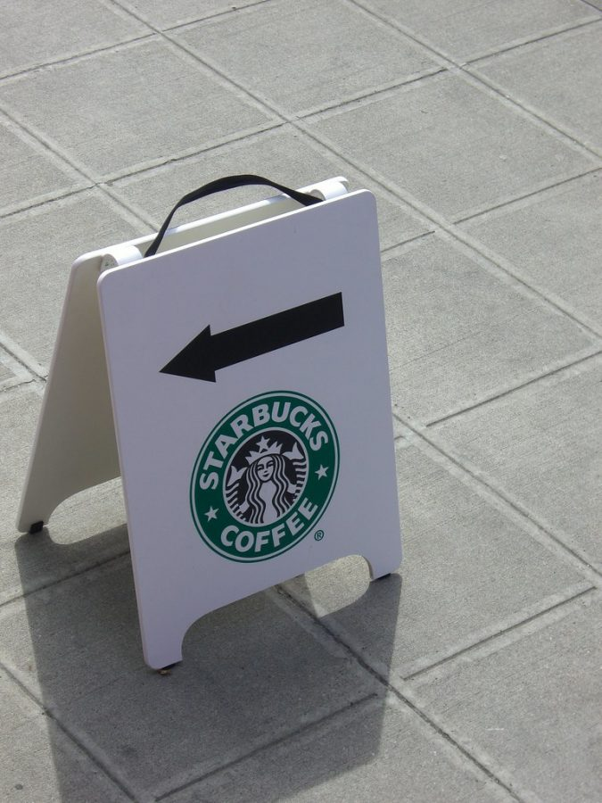Campus Starbucks to remain closed for two weeks following positive COVID-19 test result from employee