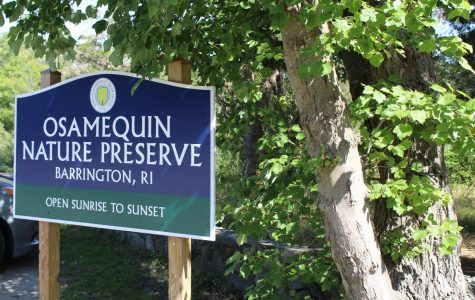 Osamequin Nature Preserve is one of the many wildlife refuges located in Rhode Island.