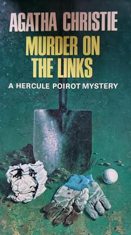 "If you're in need of a chilling mystery, ""Murder on the Links"" is your next read."