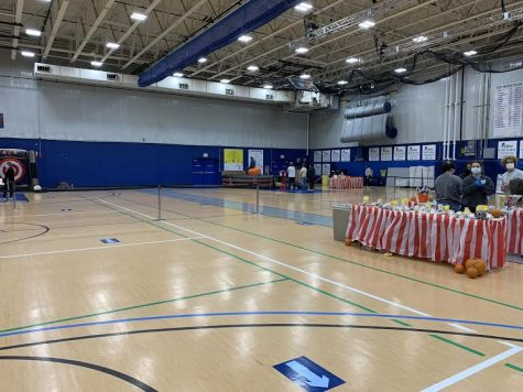 Wicked Week concluded with the Halloween Carnival that took place in the Field House on Oct. 31.