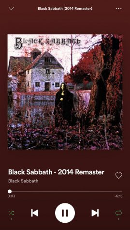 Friday, Feb. 13, 1970 marks the birth of heavy metal with Black Sabbath's self titled album release.