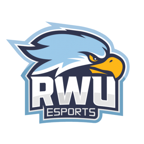 The logo for Roger Williams University