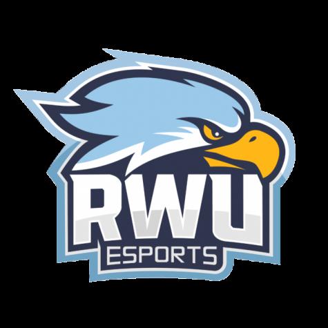 The logo for Roger Williams University