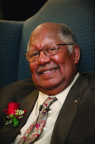 "Ernest J. Gaines is the author of ""The Autobiography of Miss Jane Pittman."""