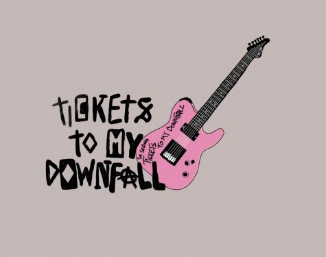 """Downfalls High"" is a musical film created by Machine Gun Kelly and Mod Sun and can be viewed on YouTube."