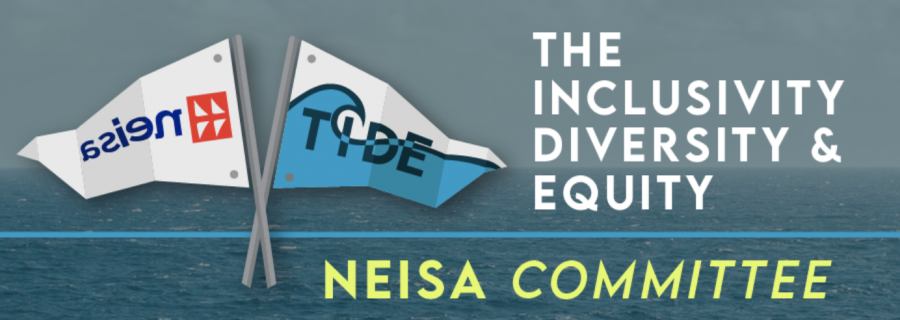 The+Inclusivity%2C+Diversity+and+Equity+%28TIDE%29+committee+has+recently+been+introduced.+Its+purpose+is+to+build+diversity%2C+equity+and+inclusion+within+the+NEISA+community.
