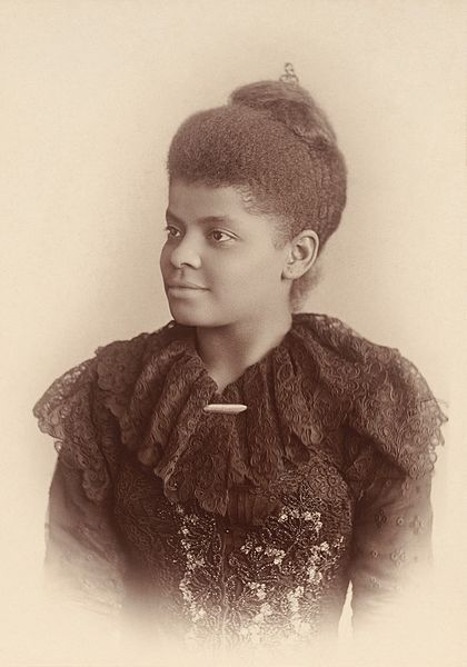 Ida B. Wells traveled the South for two months in order to report on lynchings.
