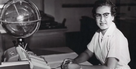 Katherine Johnson performed complex mathematical computations that helped put a man on the moon.