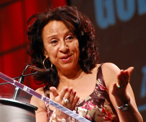 Maria Hinojosa has spent her career in journalism focusing on Latino issues and culture.