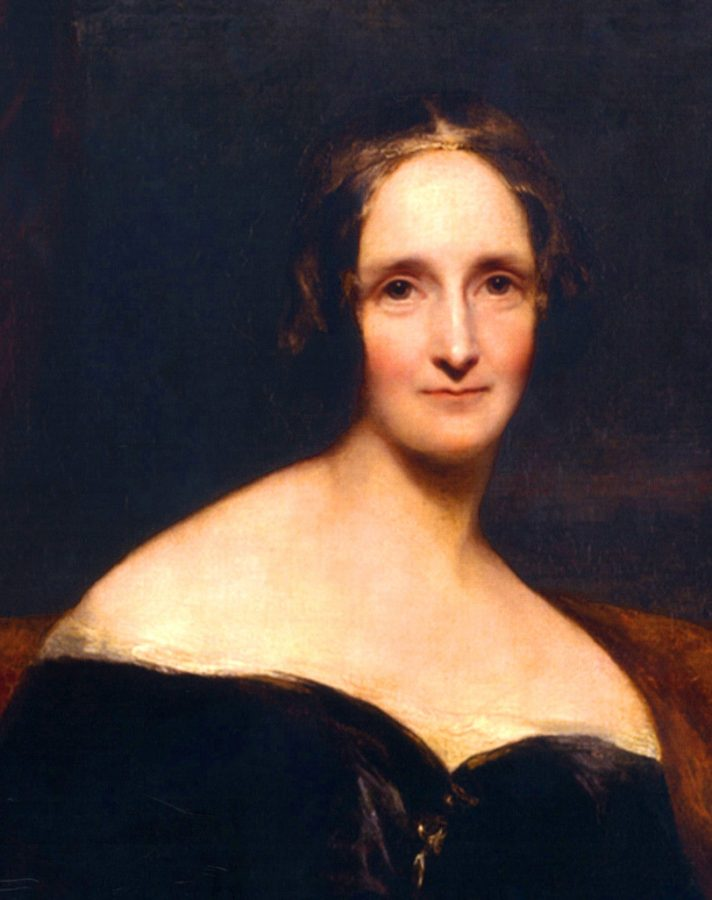 Mary Shelley was a famed author with her most notable novel being