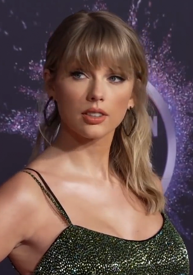 At this year's 2021 Grammy Awards, Swift wins Album of the Year for