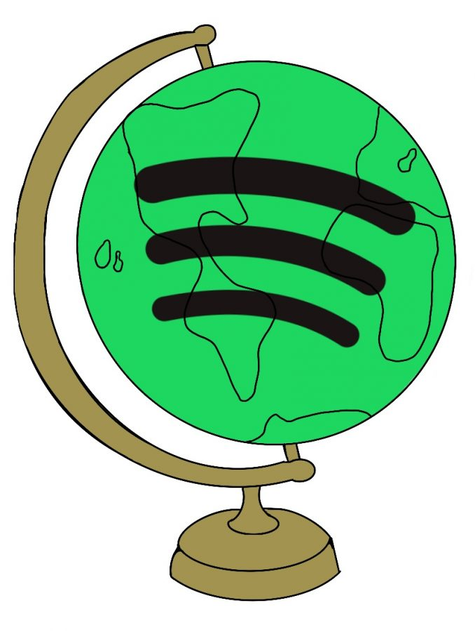 Listen to hot hits from around the world.