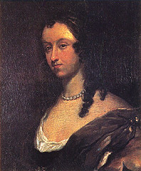 Aphra Behn is the first woman in English history to make a living wage off her writing.