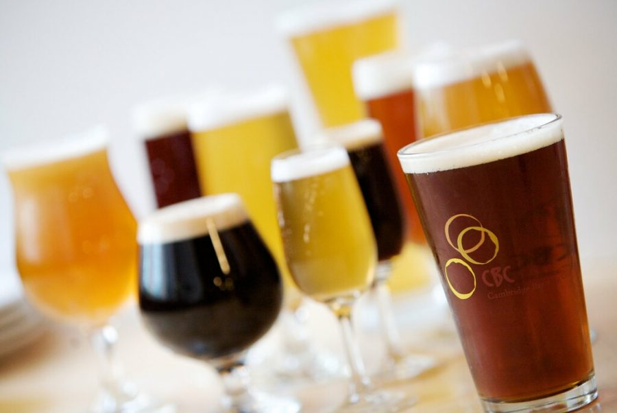 Celebrate this St. Patty's Day with a trip to a local brewery.