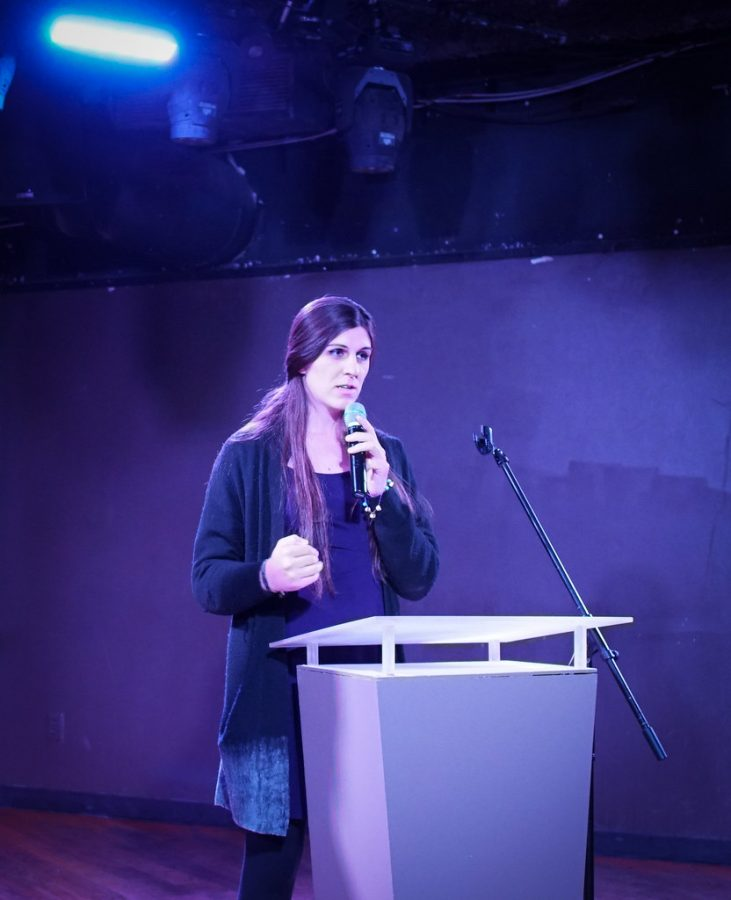 Danica+Roem+was+elected+to+the+Virginia+House+of+Delegates+in+2017+becoming+the+first+out+transgender+person+to+serve+in+any+U.S.+state+legislature.+