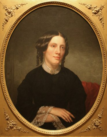 "Harriet Beecher Stowe is known for her famous novel ""Uncle Tom"