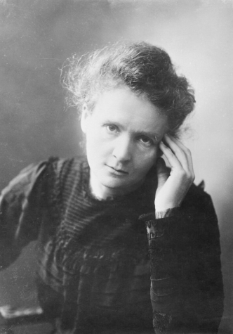 Marie Curie became the first woman to win a Nobel Prize and the first person to win two Nobel Prizes as well as being the first woman to teach at Sorbonne University in Paris.