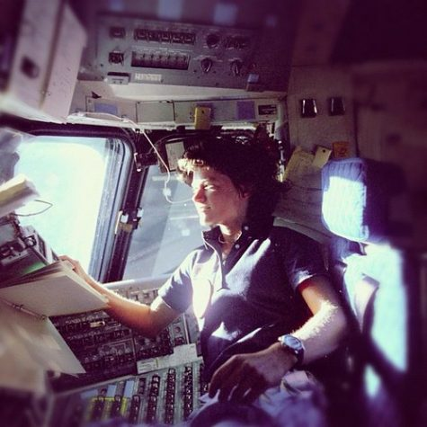 Sally Ride became the first woman to go to space on June 18, 1983.