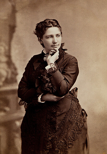 Victoria Woodhull was a fierce advocate for women's rights and free love. She was the first woman to run for president, the first woman to own and operate newspaper and the first woman to own a brokerage house.