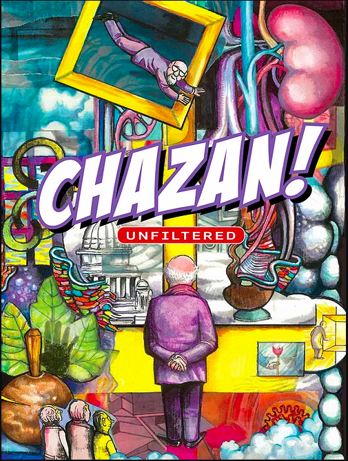 Lenny+Schwartz%27s+%22Chazan%21+Unfiltered%22+is+a+graphic+novel+about+Dr.+Joseph+A.+Chazan+and+his+contributions+to+medicine+and+art+in+Rhode+Island.+