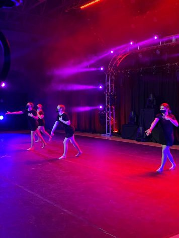 RWU's dance showcase featured all dance clubs across campus.