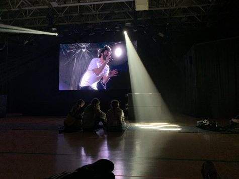 The Spring Concert featured performances from Aly & AJ and AJR. The concert was streamed in the Field House and the Commons Tent as well as being available online.