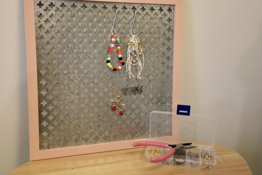 Get some charms from the craft store and make friendship bracelets or earrings for a handmade gift to give to a friend.