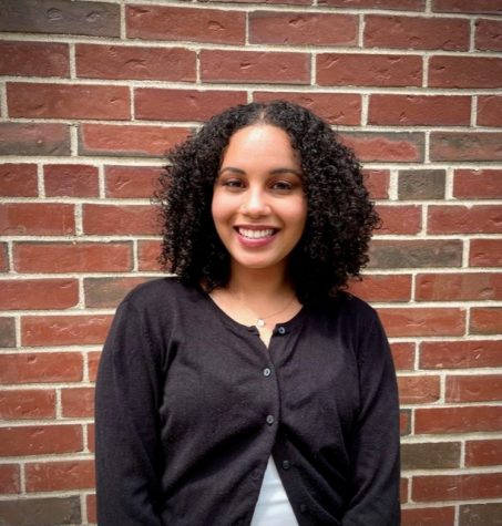 Aleyra Lamarche is the new Assistant Director of Diversity, Equity and Inclusion for Student Success. Her office can be found in the Intercultural Center on campus.