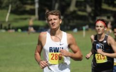 Liam Engel runs on the cross country and the track and field teams.