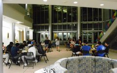 MSU kicking off their Hispanic Heritage Month Event series with a celebration in the GHH atrium on Wednesday, Sept. 15.