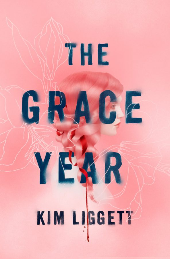 The Grace Year by Kim Liggett is a suspenseful novel that explores a world that banishes girls for a year of their life in order to release their magic.