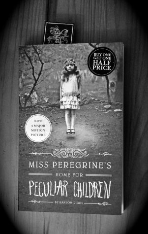 If you are looking for a thrilling book this Halloween, be sure to pick up Miss Peregrines Home for Peculiar Children.