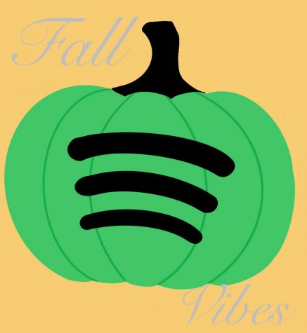 Listen to fall favorites on Spotify.