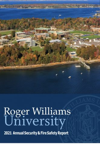 RWU released their Annual Fire & Safety Report, in accordance with the Clery Act.