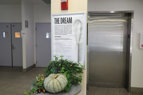 RWU has added a new Food Studies minor which will focus on the essential role of food. There will be a focus on sustainability, something RWU strives for in their dining halls.
